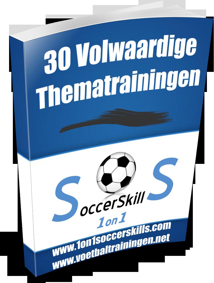 30 Volwaardige Thematrainingen Voetbal