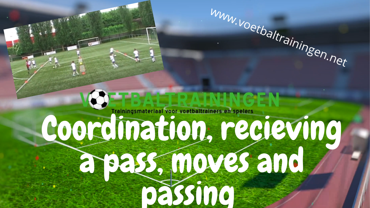 Coordination, recieving, moves and passing