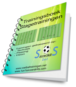 Cover stagetrainingen
