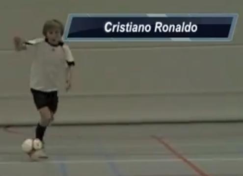 Winterstop Cristiano Ronaldo