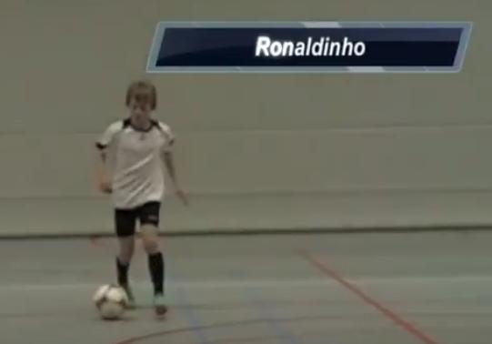 Winterstop Ronaldinho