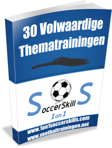 voetbaltrainingen thematrainingen