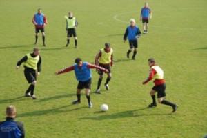 voetbaltraining