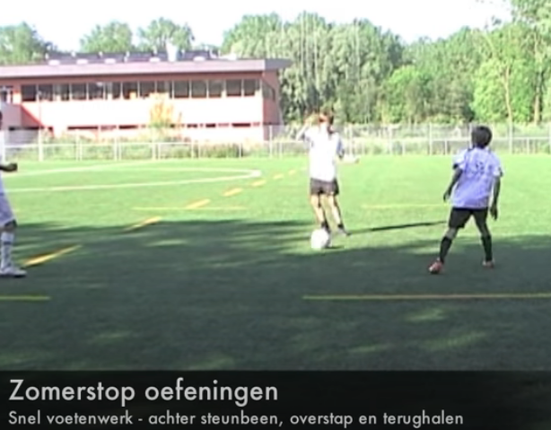 zomerstop oefening