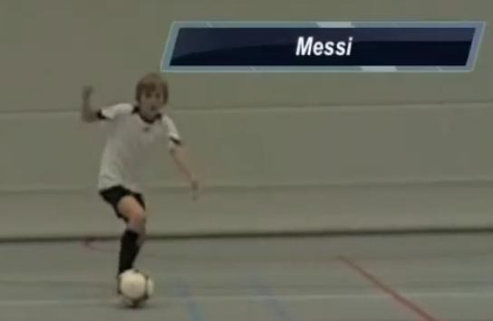 Winterstop Messi