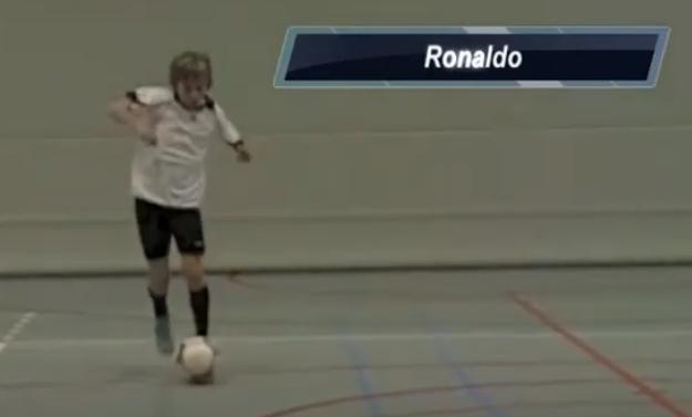 Winterstop Ronaldo