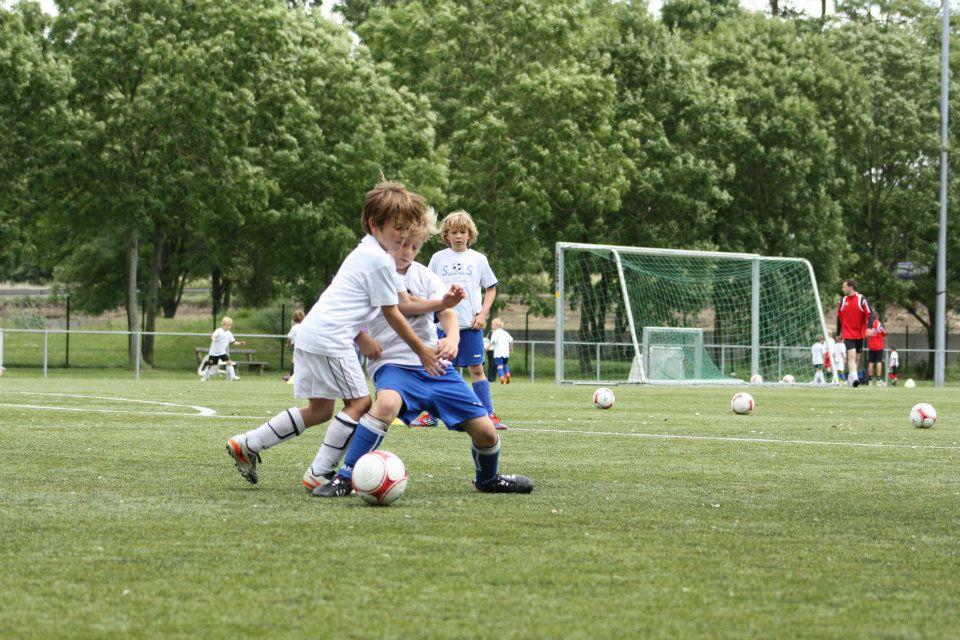 voetbaltrainingen zomeractie